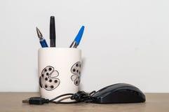 Gegenstände und Einzelteile Lizenzfreies Stockbild