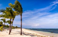 Geger beach on Bali island stock photo