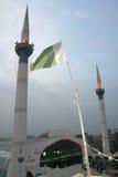 Gegevens Darbar Masjid Uras 2010 Stock Foto's
