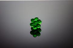 Geggor av bollar Arkivbild