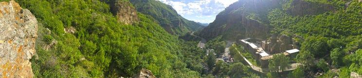 Geghard亚美尼亚 库存图片