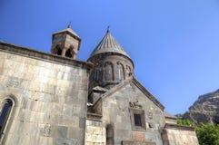 Geghard-Kloster, Armenien Stockfoto