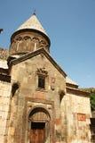 Geghard monastery Stock Image