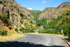 Geghard monastery royalty free stock images