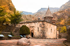 Geghard Monastery Complex Royalty Free Stock Images