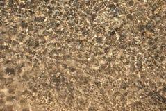 Het water van de textuur royalty-vrije stock foto's
