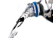 Gegoten water Stock Foto