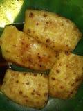 Gegrillte Ananas Lizenzfreies Stockbild