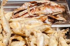 Gegrillte Fische gegrillt Stockfotos