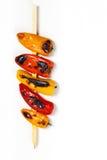 Gegrillter Mini Sweet Peppers stockbilder