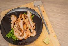 Gegrilltes Fleisch Stockfoto