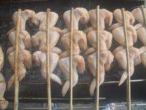 Gegrilltes Huhn Stockbild