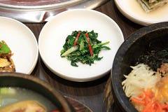 Gegrilltes Schweinefleisch Korea. Stockfotografie