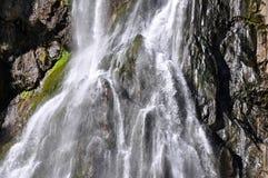 Gegsky瀑布在阿布哈兹 库存照片