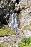 Gegsky瀑布 阿布哈兹 图库摄影