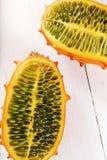Gehörnte Melone Stockfotografie