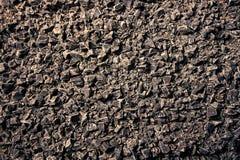 Gehackter dunkler Schokoladenhintergrund stockfotografie