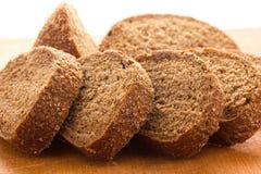 Gehakt graangewassenbrood Royalty-vrije Stock Fotografie