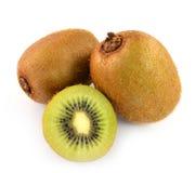 Geheel kiwifruit Royalty-vrije Stock Fotografie