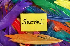 geheim stock foto's