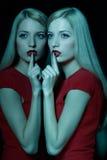 geheim stock fotografie
