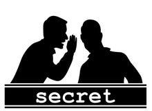 geheim royalty-vrije stock fotografie