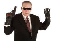 Geheimagent lizenzfreies stockbild