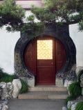 Geheime deur Stock Afbeeldingen