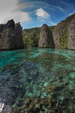 Geheime Lagune in Balbulol 01 Stock Afbeelding