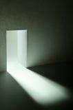Geheime Tür stockbild