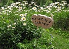 Geheime tuin royalty-vrije stock afbeeldingen