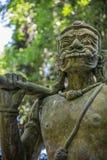 Geheimer Buddha-Garten in Samui - Statue Lizenzfreies Stockbild