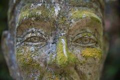 Geheimer Buddha-Garten in Samui - Statue Lizenzfreie Stockbilder