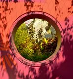 Geheimer Garten Stockbilder