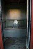 Geheimes im Freien in Norwegen Stockbilder
