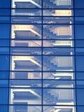 Geheimes Treppenhaus stockbild