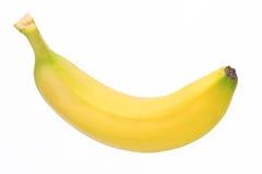 Gehele banaan Royalty-vrije Stock Afbeelding