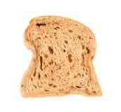 Gehele korrelbrood ontsproten tarwe royalty-vrije stock afbeeldingen