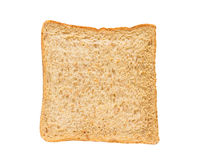 Gehele tarwe bread Royalty-vrije Stock Afbeeldingen