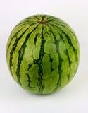 Gehele watermeloen Stock Afbeelding