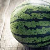 Gehele watermeloen Stock Foto's