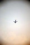 Gehen auf die Luft Stockfotos