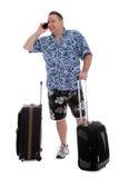 Gehen auf Ferien Lizenzfreies Stockbild