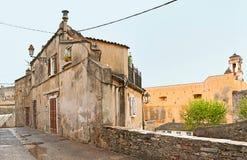 Gehen in Bastia Stockfoto