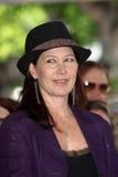 , Gehen-Go's Kathy Valentine Lizenzfreies Stockbild