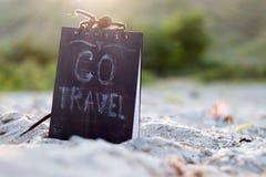 Gehen Reise Lizenzfreie Stockbilder