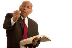 Gehen Sie, dem Wort vorwärts zu glauben Lizenzfreie Stockbilder