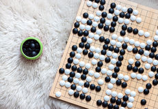 GEHEN Sie (Spiel) Stockfoto