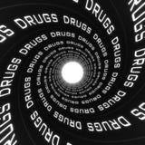 Gehen Sie von Drogen weg Stockfotografie