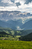 Gehen in Trentino Alto Adige - Italien Lizenzfreie Stockbilder